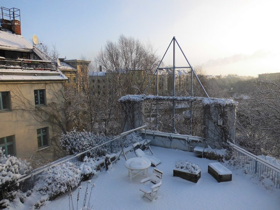 Guten Morgen, Berlin ! 29 Januar 2014