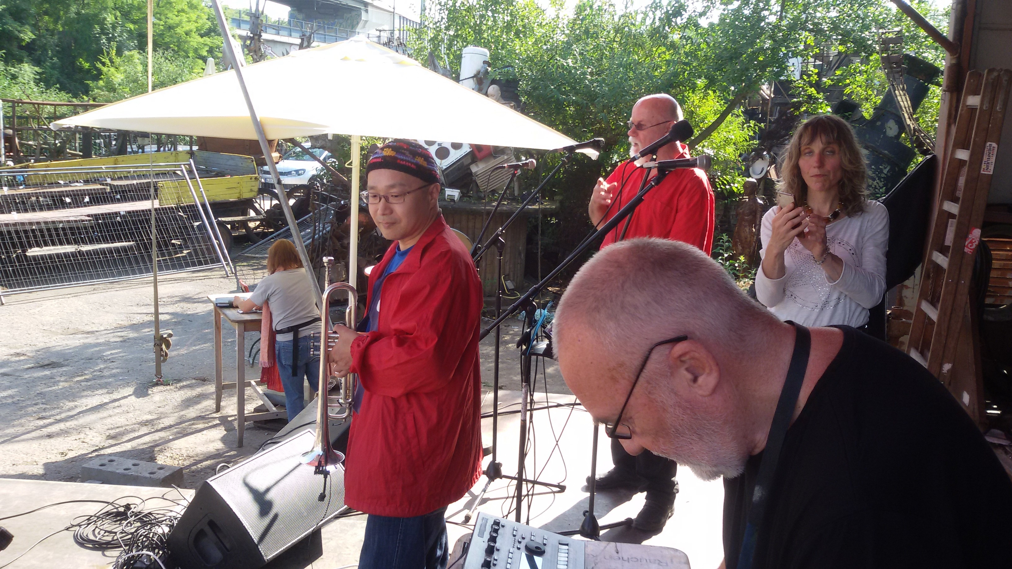 24 Juni 2015 Odonien, Köln